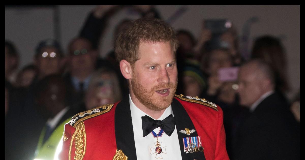 Deshalb trägt Prinz Harry seit über 20 Jahren seinen silbernen Armreif