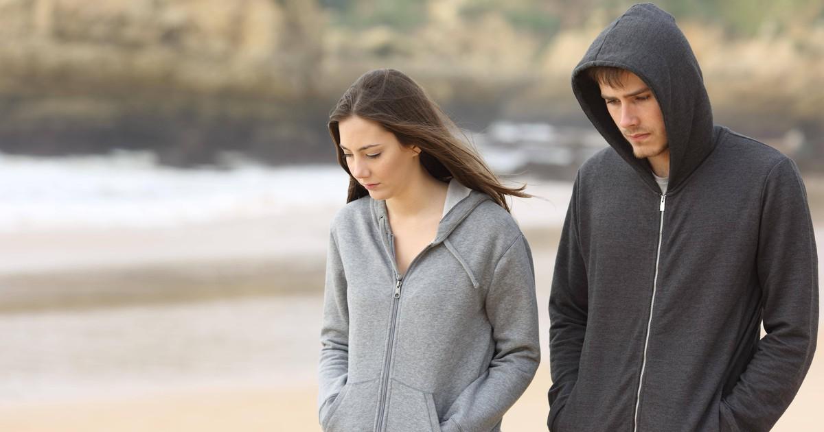 10 Menschen erinnern sich daran, als ihre Beziehung vorbei war