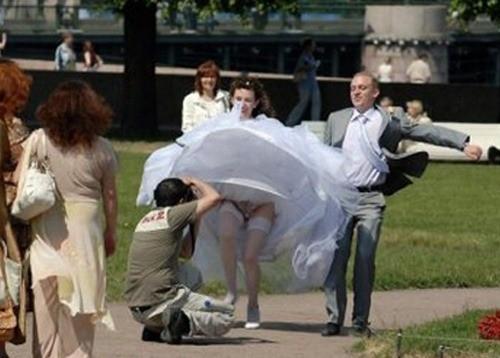 Die Hochzeitsfotos lassen uns sprachlos zurück.