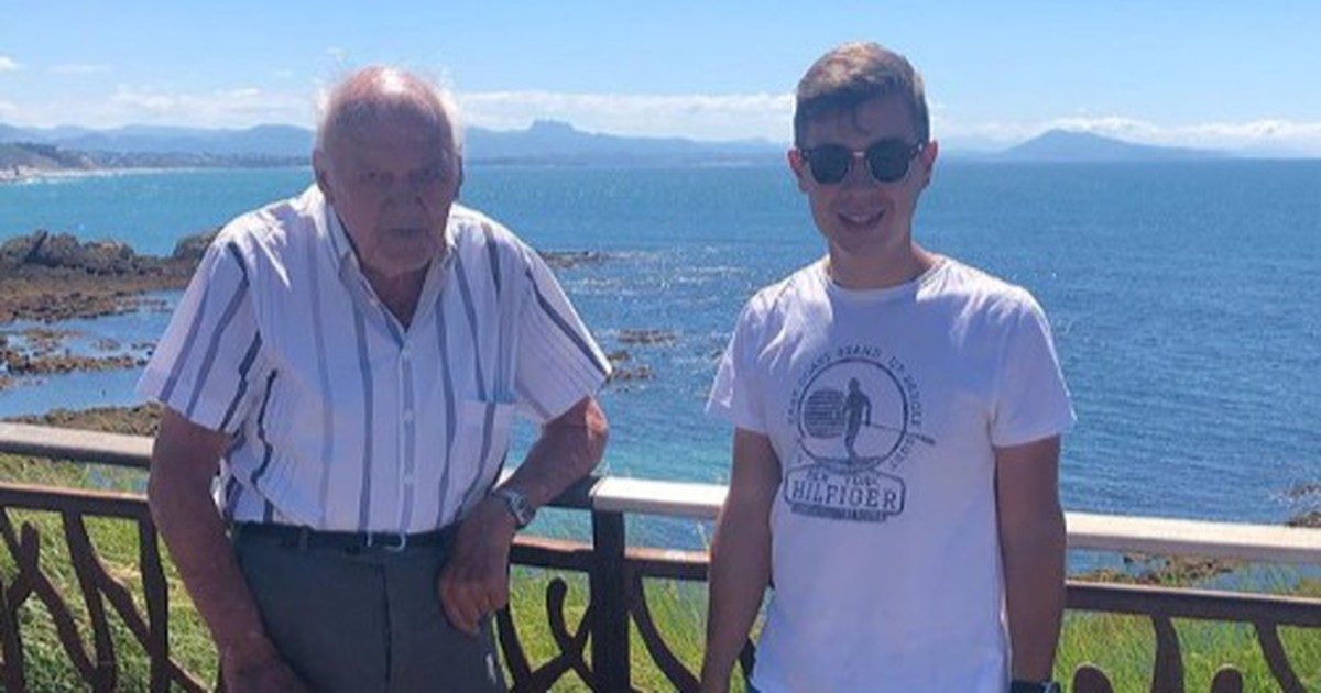 Rentner will ein letztes Mal ans Meer - sein Nachbar fährt ihn