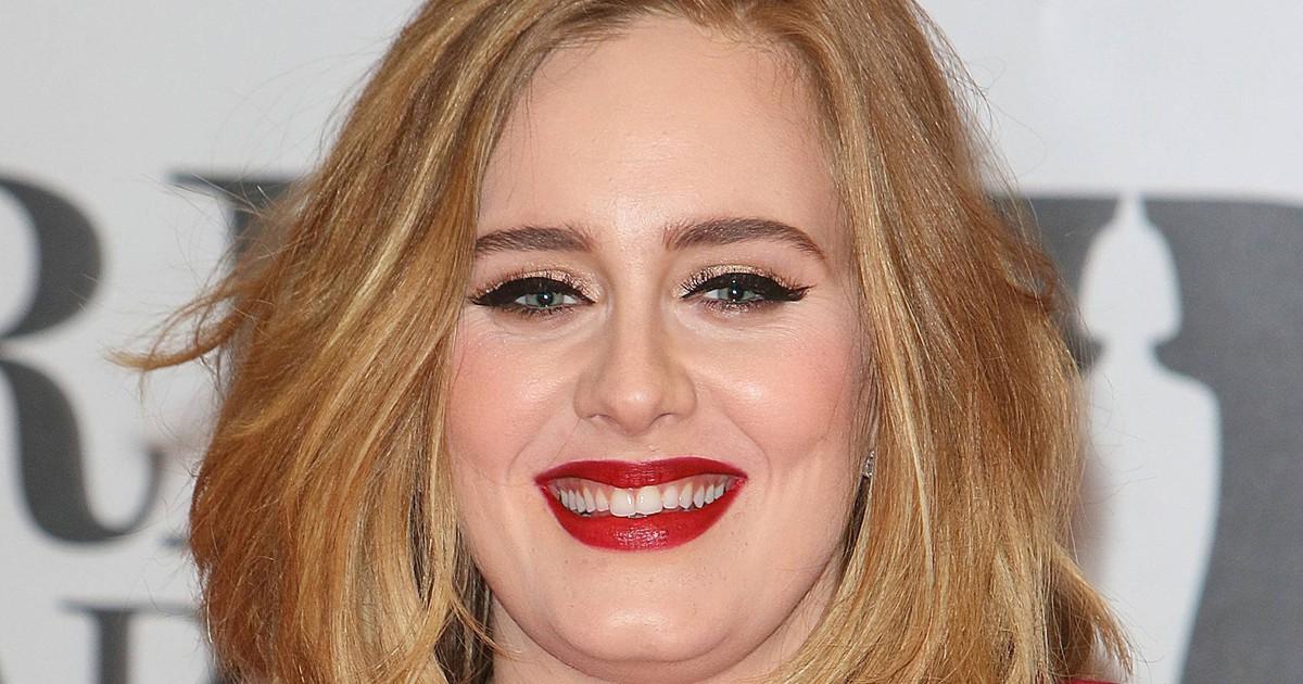 Kaum wiederzuerkennen: Adele zeigt sich ohne Schminke