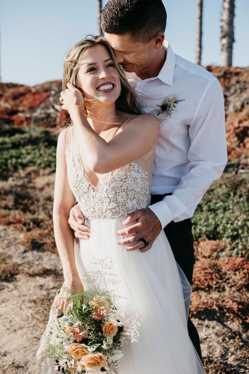 Das Hochzeitskleid hängt bei den meisten nach den Festlichkeiten im Schrank.