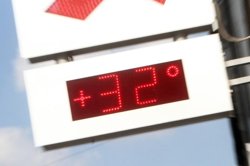 Die Hitze im Sommer kann sehr störend sein.