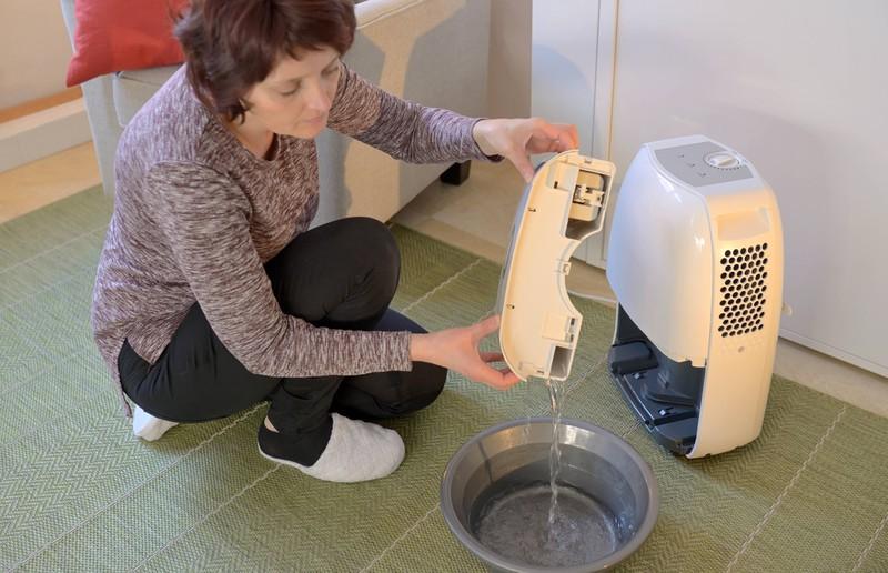 Die Luftfeuchtigkeit spielt eine große Rolle bei der Wärmeempfindung.