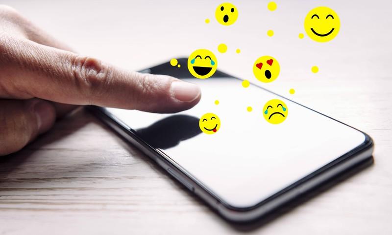 SMS sind ein Zeichen, was er wirklich von dir