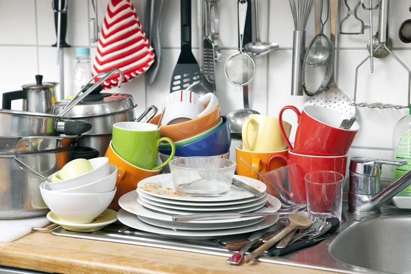 Gutes Hygieneverhalten ist auch bei Küchenutensilien wichtig.