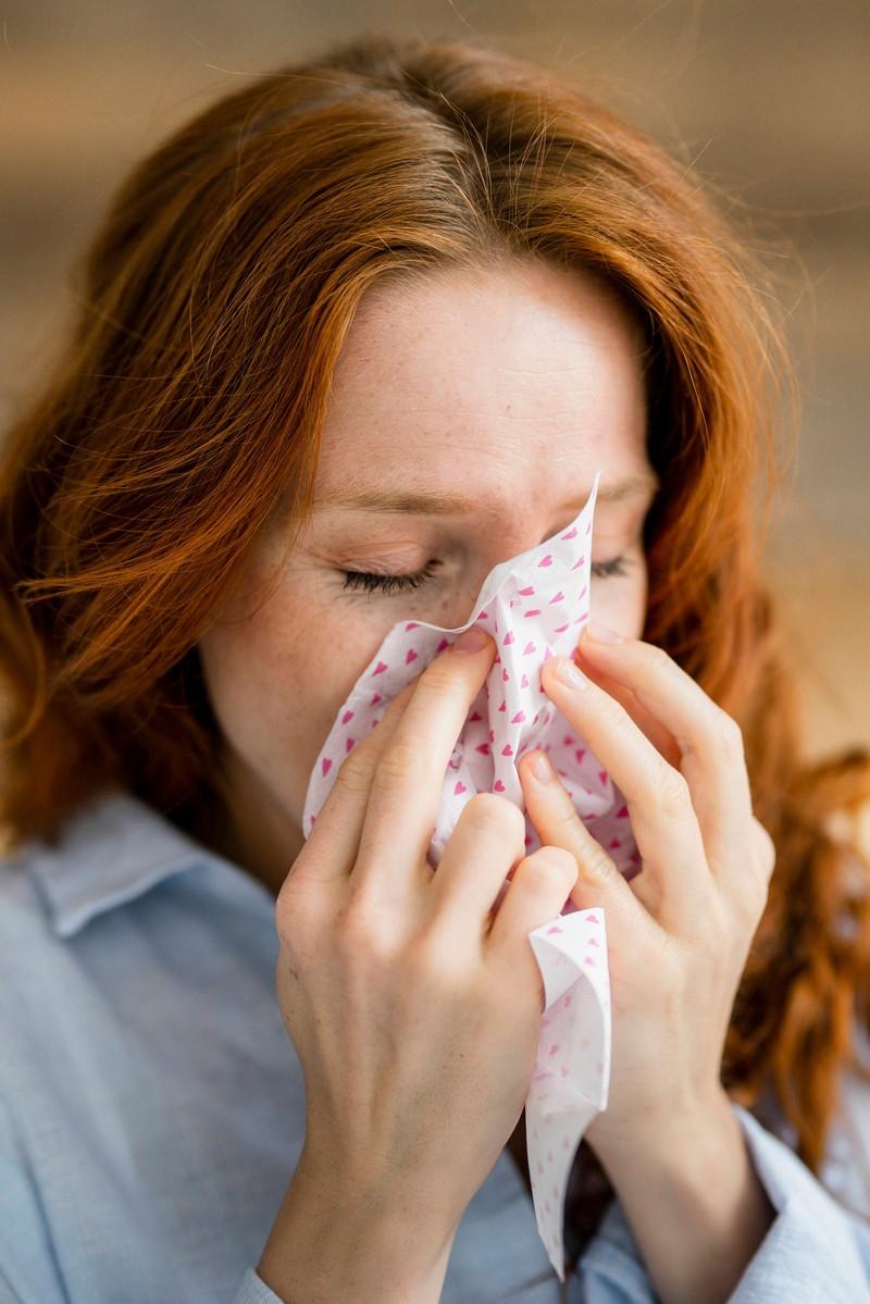 Wer krank ist, sollte aus Hygienegründen nicht kochen.