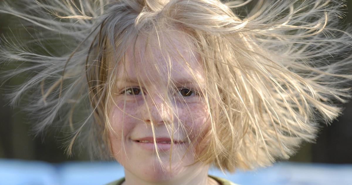 9 Tipps gegen elektrische Haare