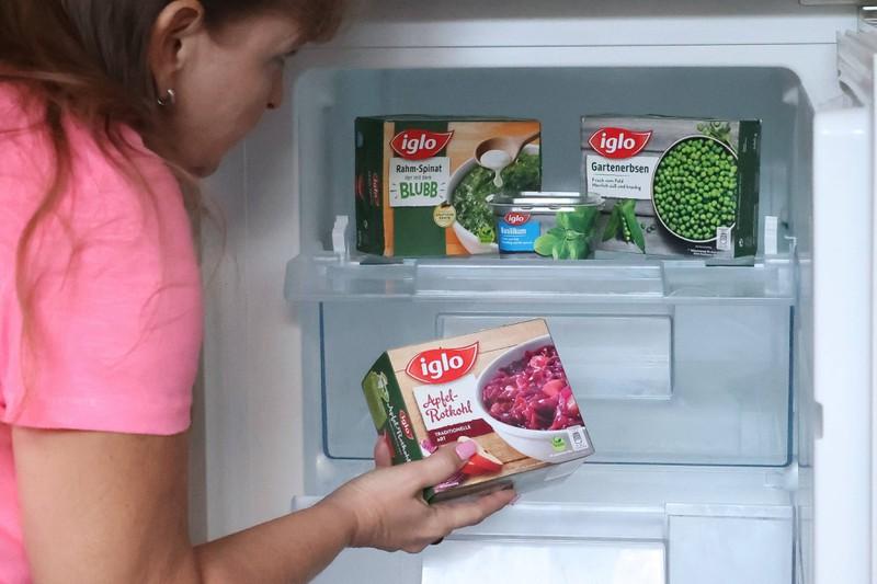 Es gibt bestimmte Regeln, wie man mit Tiefkühlkost umgehen sollte.