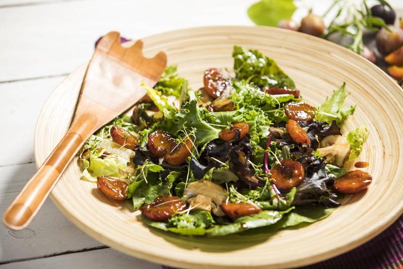Mandeln sorgen für die extra Portion Protein.