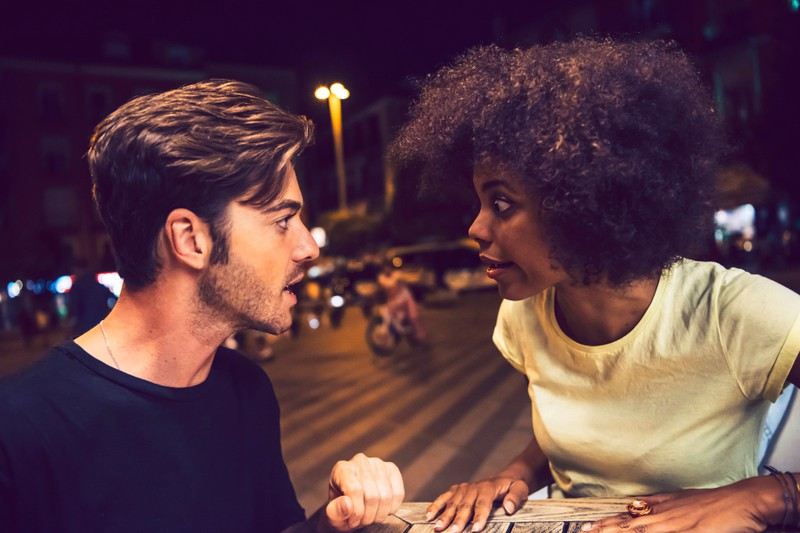 Paare sollten nach besseren Regeln miteinander kommunizieren
