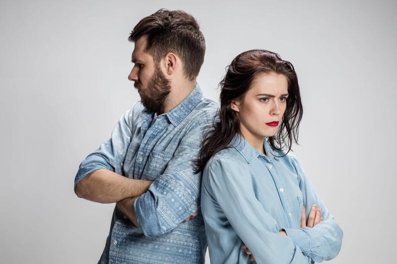 In jeder Ehe gibt es Differenzen, das ist kein Geheimnis mehr