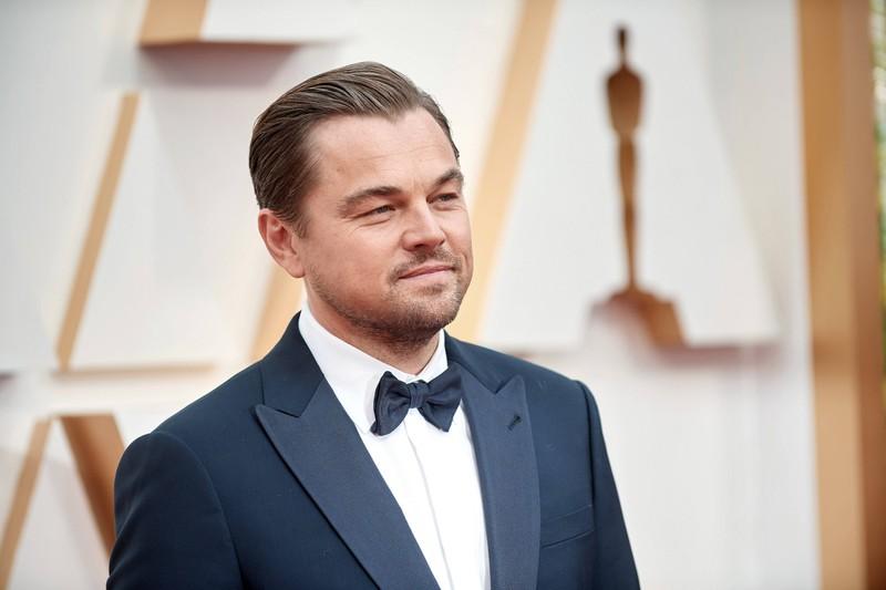 Leonardo DiCaprio, der selten duscht und kein Deo benutzt