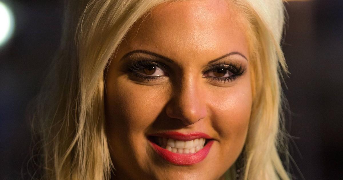 Völlig natürlich: So sah Sophia Vegas vor ihren Beauty-OPs aus