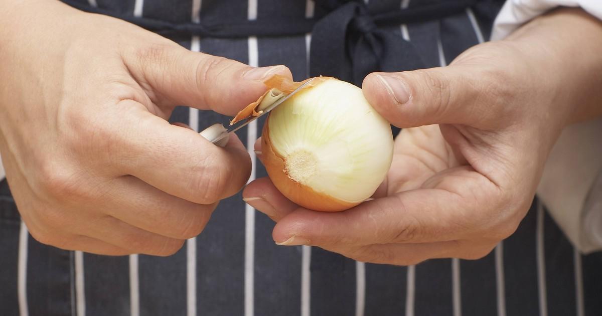 5 gute Gründe, warum du Zwiebelschalen nicht wegwerfen solltest