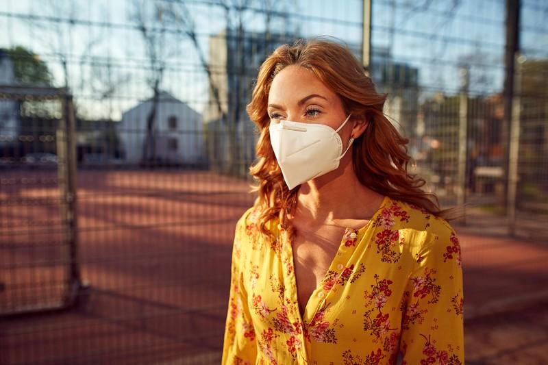 Bund und Länder haben eine FFP2-Maskenpflicht beschlossen