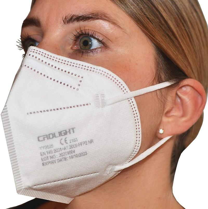 Es ist wichtig, sich die richtige Maske zu kaufen