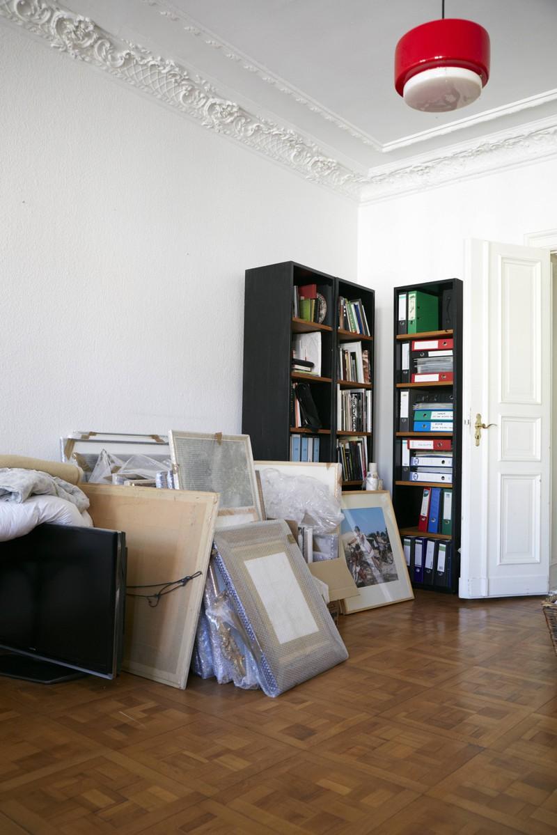 Eine Wohnung, die komplett kostenlos umgestylt und umgeräumt werden möchte
