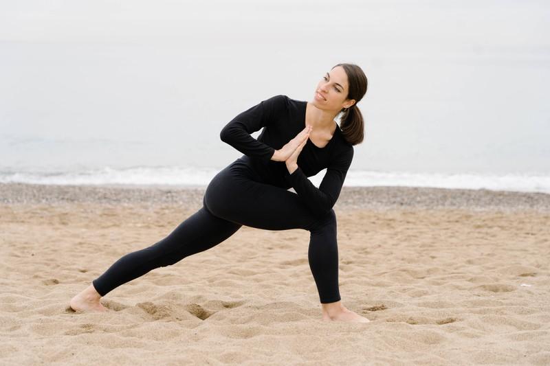 Eine Runde Yoga bewirkt Wunder.