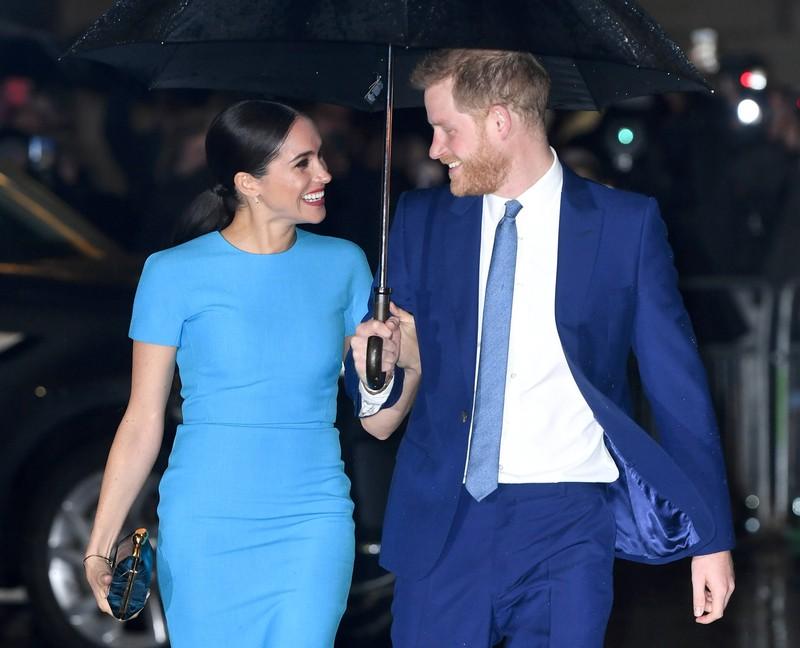 Im Leben von Meghan Markle und Prinz Harry passiert ständig etwas Neues