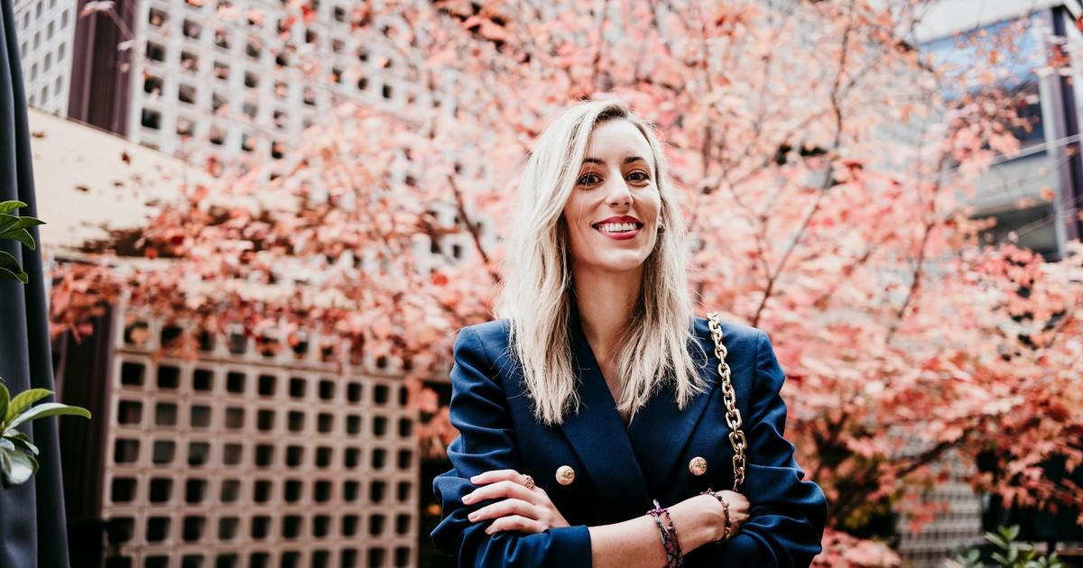 Dimmer-Blond: Die Haarfarbe ist 2021 voll im Trend