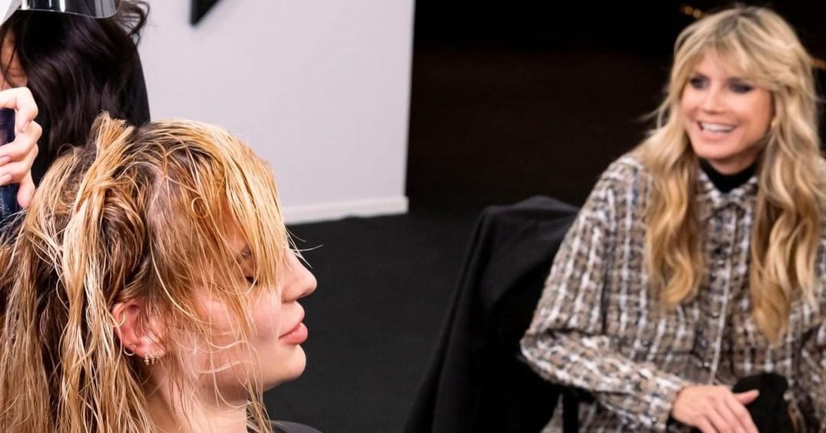 """Nach """"GNTM""""-Umstyling: So anders sehen Heidi Klums Mädels aus"""
