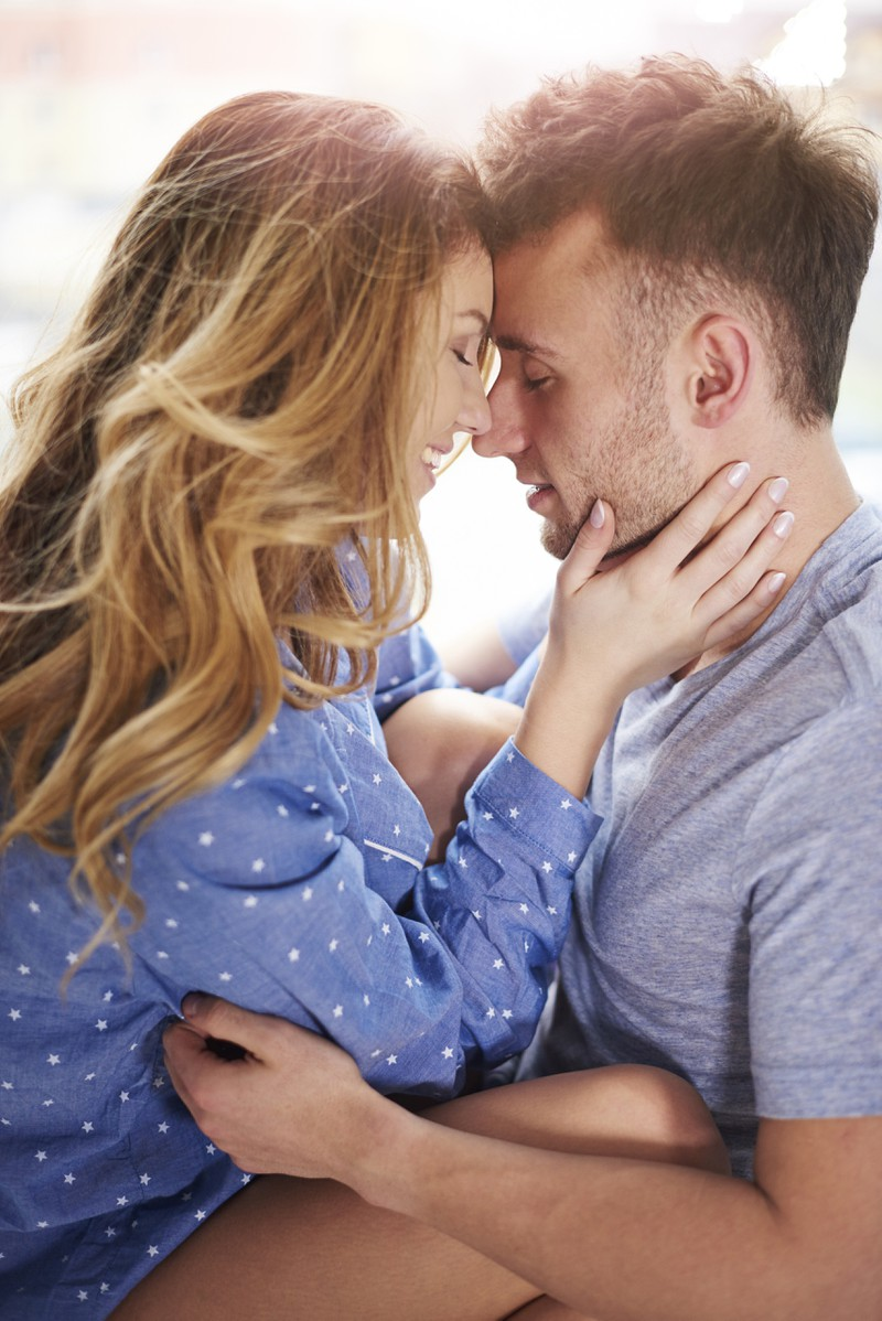 Wenn dein Partner dich so akzeptiert wie du bist, dann bist du die Richtige für ihn