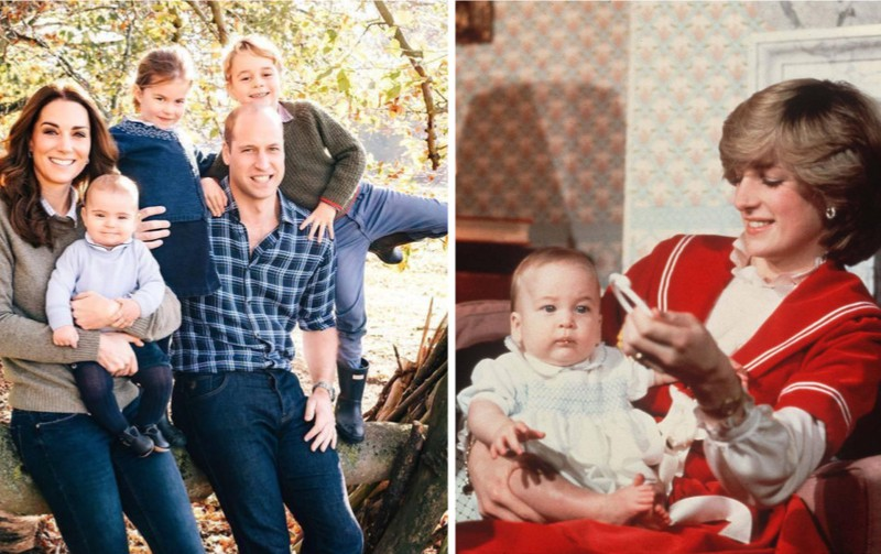 Prinz William hat als Kind seine Mutter verloren und ist nun bereits selbst Vater