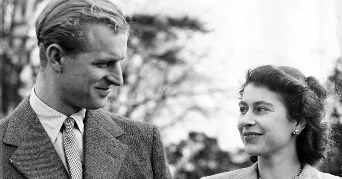 Die Queen trauert um Prinz Philip: So begann die Liebesgeschichte