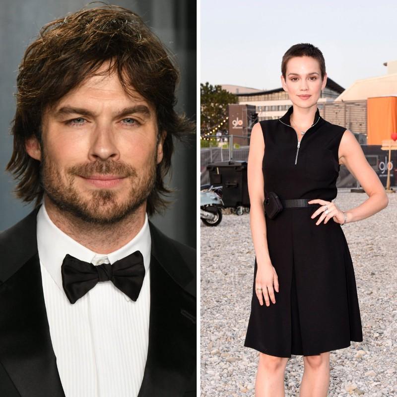 Stars mit dem Sternzeichen Schütze sind Ian Somerhalder und Emilia Schüle.