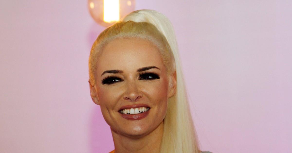 Bye-bye blonde Perücke: Daniela Katzenberger zeigt ihren neuen Look