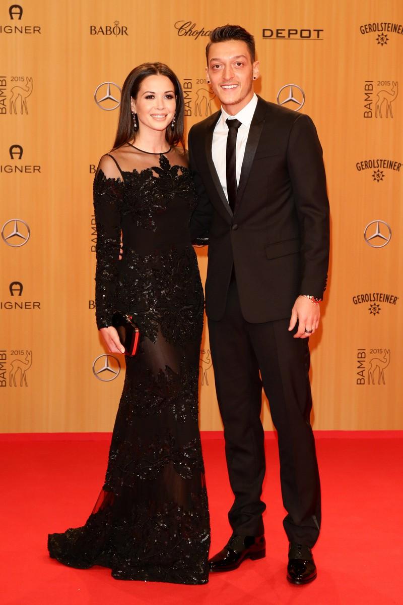 Mandy Capristo und Mesut Özil waren einst ein Paar. Sie strebt weiterhin eine Solokarriere als Sängerin an