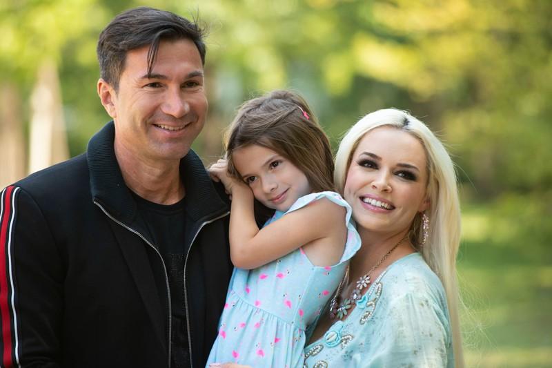 Auch Daniela Katzenberger hat mit ihrer Tochter Sophia einen kleinen Mini-Me.