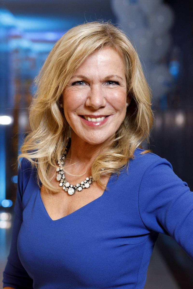 Ulrike von der Groeben ist eine deutsche Moderatorin, die zwei Kinder hat
