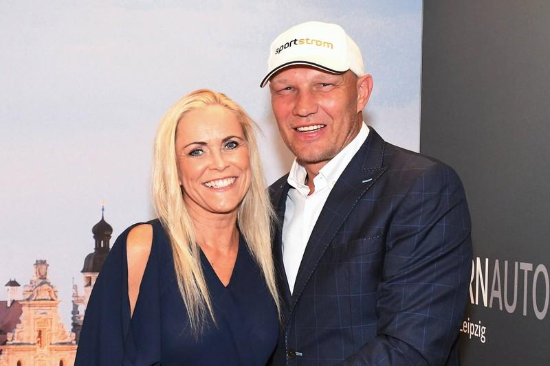 Die Ehe von Patricia und Axel Schulz hat zwar nicht gehalten, dafür wollen sie aber Freunde bleiben.