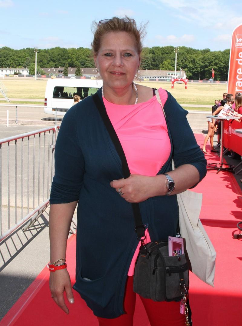 Familienoberhaupt Silvia Wollny im Jahr 2013