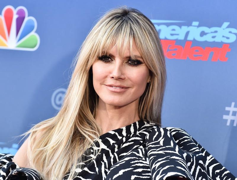Durch ausdrucksstarke Make-up-Looks begeistert Heidi Klum ihre Fans immer wieder aufs Neue.