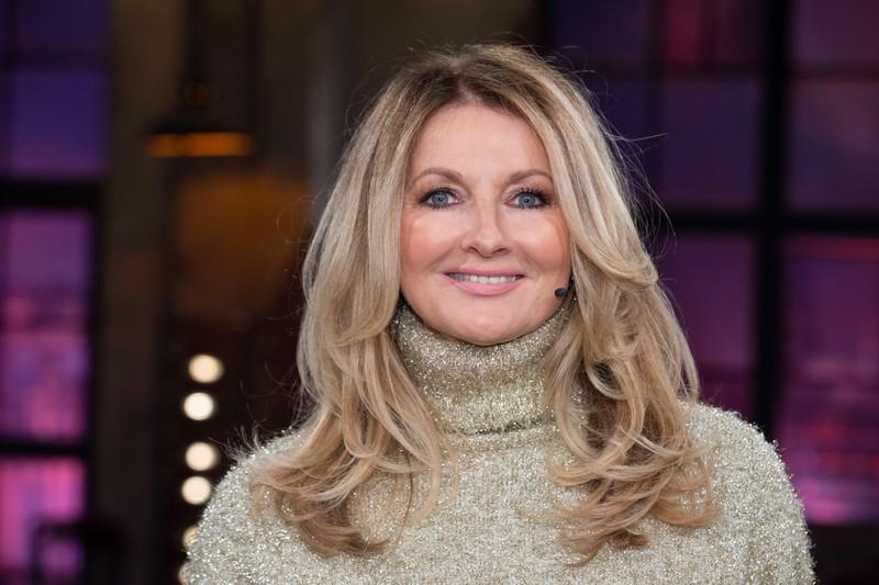 Frauke Ludowig begeistert die Fernsehzuschauer immer wieder mit ihrem tollen Make-up.